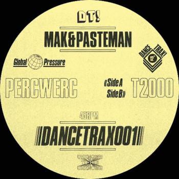 [PRE-ORDER] Mak & Pasteman...
