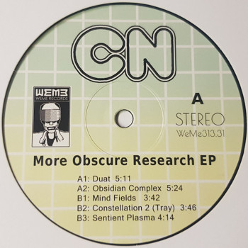 CN - More Obscure Research EP