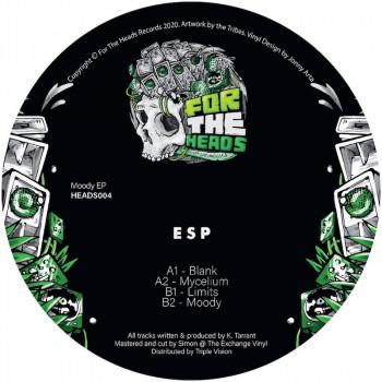 [HEADS004] E S P - Moody EP