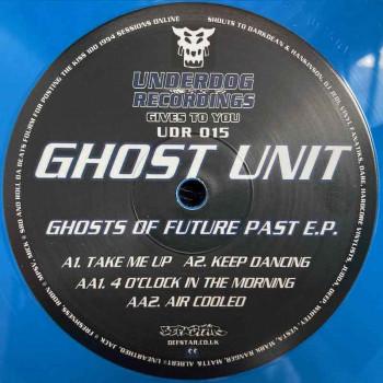 [PRE-ORDER] [UDR015] Ghost...
