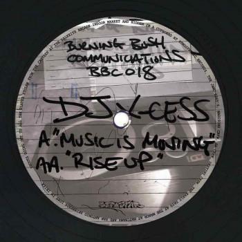 [PRE-ORDER] [BBC018] DJ...