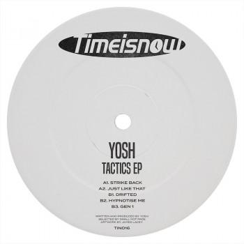 [TIN016] Yosh - Tactics EP
