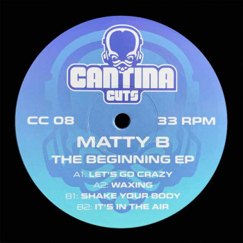 [PRE-ORDER] [CC08] Matty B...