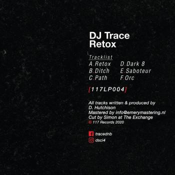 DJ Trace - Retox LP