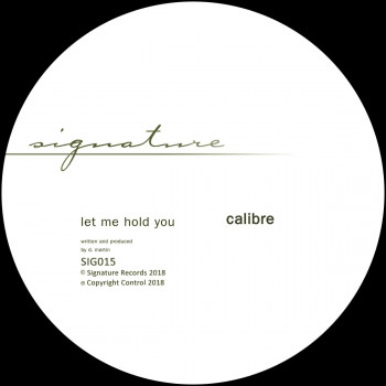 Calibre - Let Me Hold You