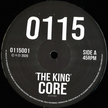 Core - The King / Gantz Remix