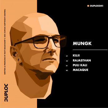 Mungk - Kuji EP