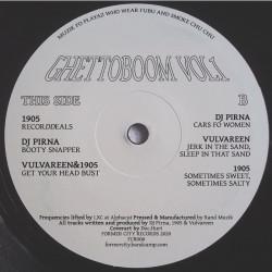 V.A. - Ghettoboom Vol.1