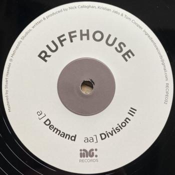 Ruffhouse - Demand (repress)