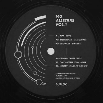 Various Artists - 140...