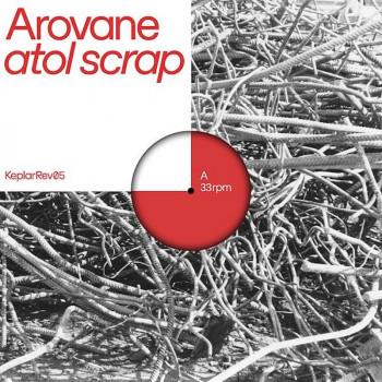 [PRE-ORDER] Arovane - Atol...