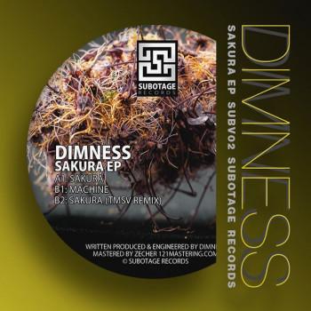 [SUBV02] Dimness - Sakura EP