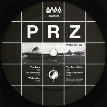 [PRE-ORDER] PRZ - Wishmaker EP