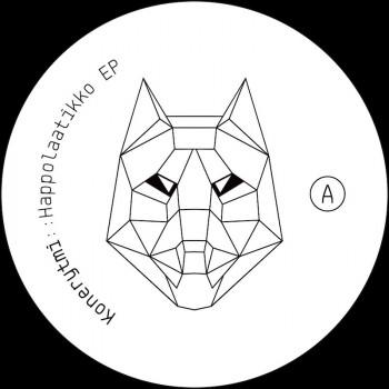 Konerytmi - Happolaatikko EP
