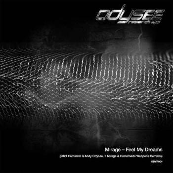 [PRE-ORDER] Mirage - Feel...