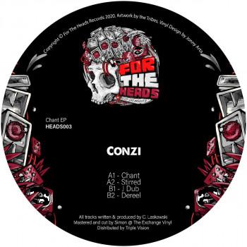 Conti - Chant EP