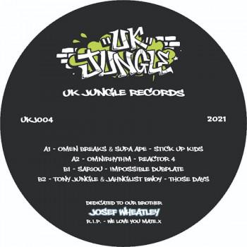 Various Artists - UK Jungle...