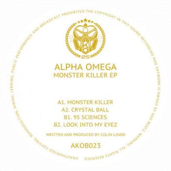 Alpha Omega - Monster...