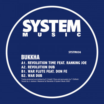 Bukkha - Revolution Time...