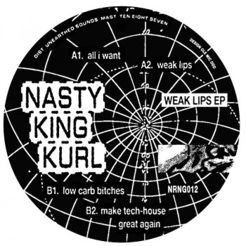 [PRE-ORDER] Nasty King Kurl...